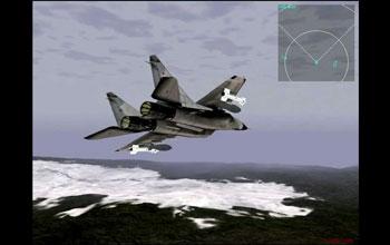 MiG-29 Fulcrum game