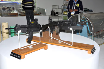 Excalibur dumped armys assault rifle hunt goes on sps mai as per media reports the army has junked drdos 556mm excalibur assault rifle resultantly armys quest for a state of the art assault rifles has been altavistaventures Images